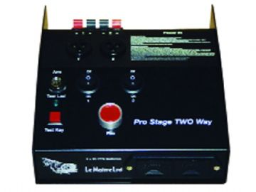 ProStage 2 Way Controller with PSU